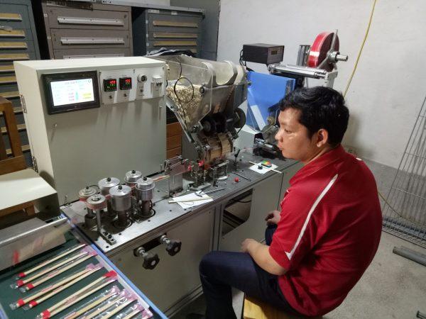 Nhà máy đũa sản xuất đũa tre sạch
