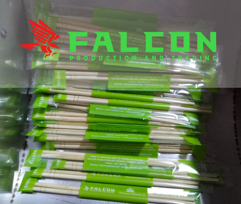 Đũa ăn dùng một lần Falcon
