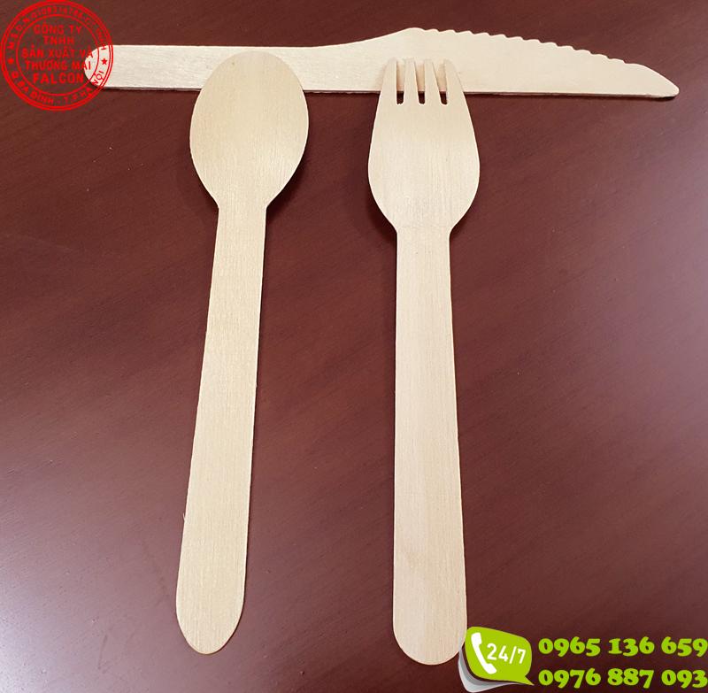 dao dĩa muỗng dẹp